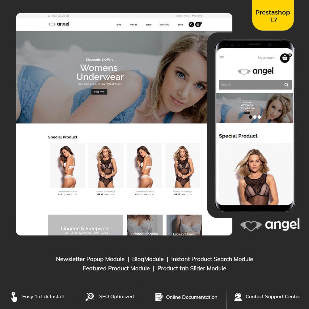 theme - Lingerie & Adulti - Lingerie per adulti - Negozio di attrazioni per bikini - 2