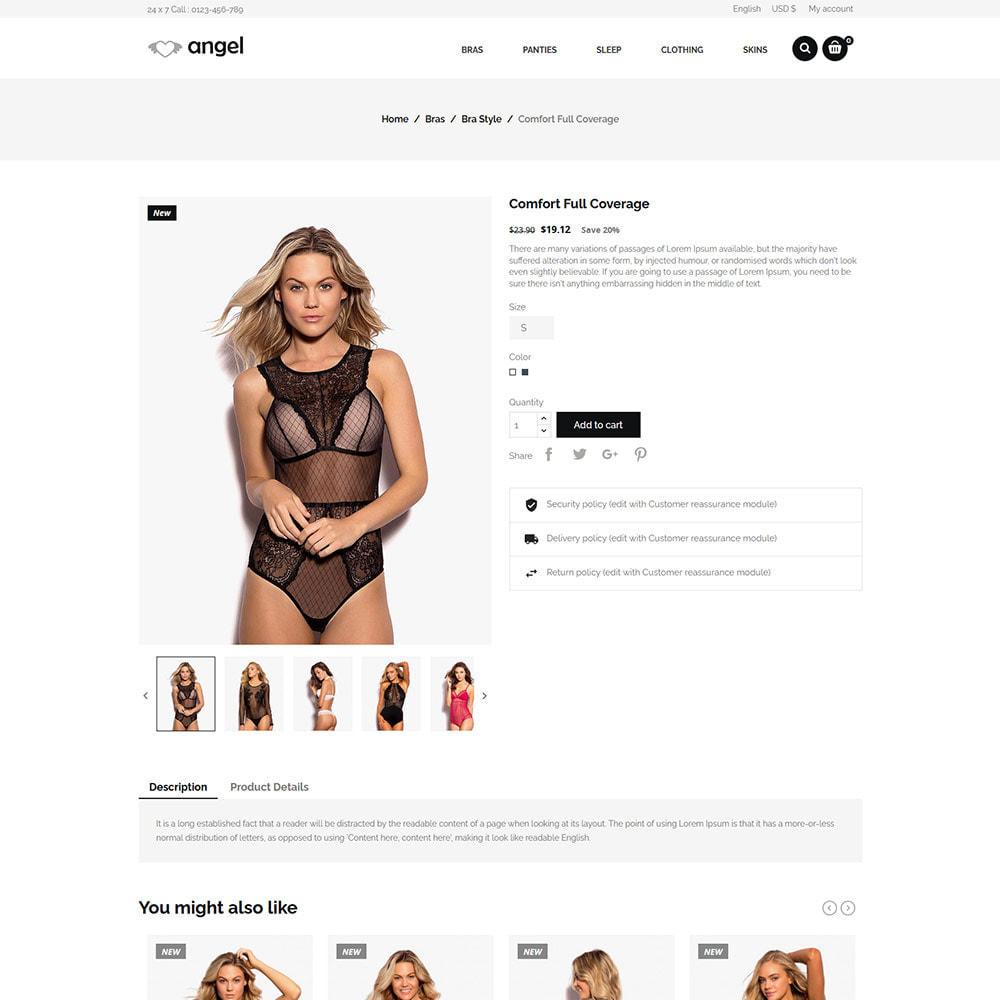 theme - Lingerie & Adulti - Lingerie per adulti - Negozio di attrazioni per bikini - 6