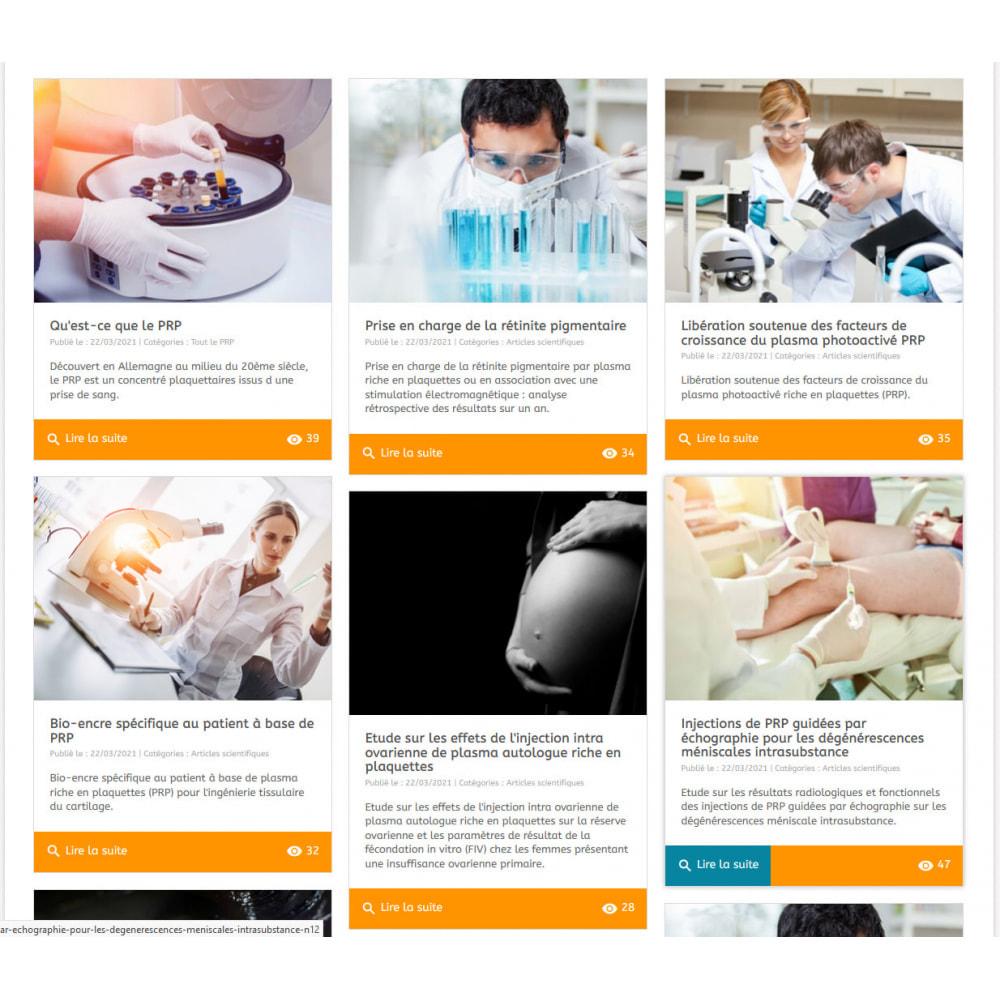 module - Blog, Forum & Actualités - Prestablog : un blog professionnel pour votre boutique - 13