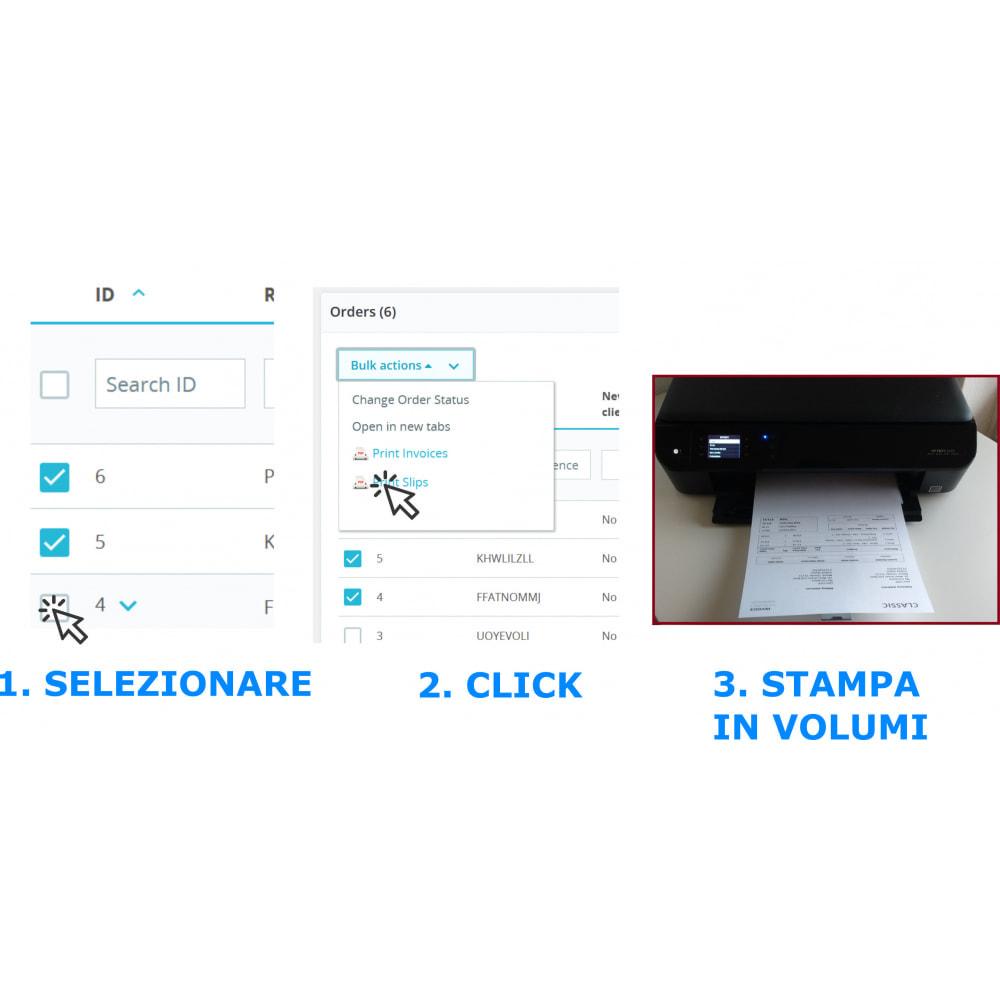 module - Contabilità & Fatturazione - Stampa Facile e all'Ingrosso – Direct PDF Print - 2