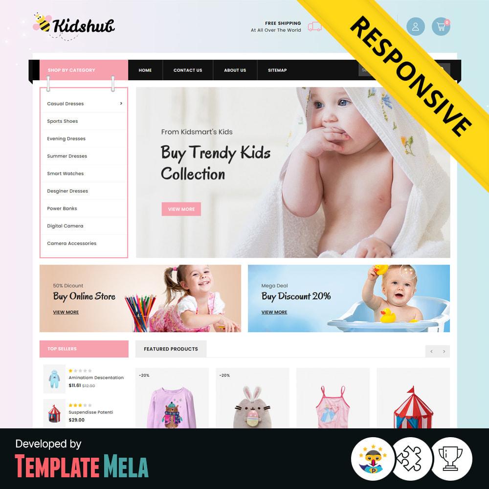 theme - Enfants & Jouets - Kidshut Kids & Toys Store - 1