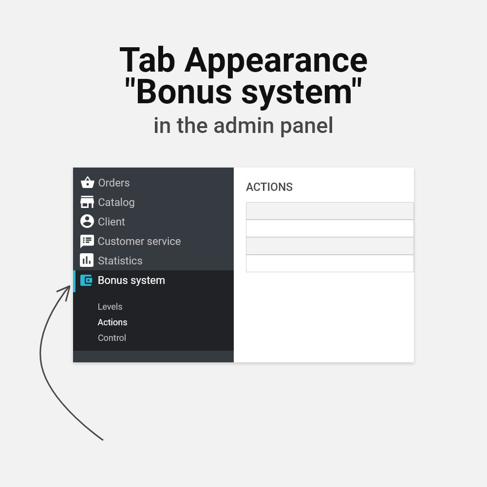 module - Empfehlungs- & Kundenbindungsprogramme - Bonus cashback sustem - 16