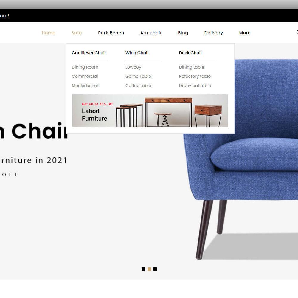 theme - Heim & Garten - Dine - Furniture Store - 2