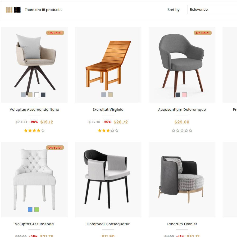 theme - Heim & Garten - Dine - Furniture Store - 4