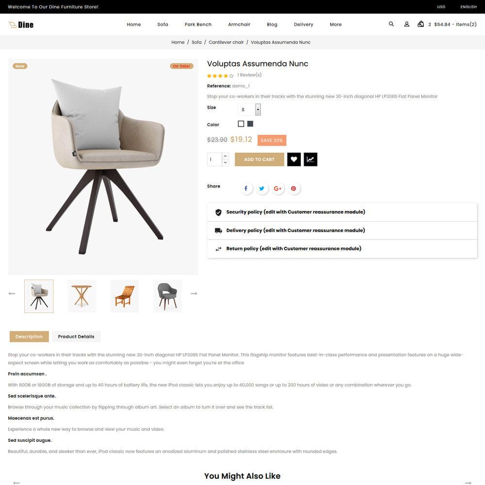 theme - Heim & Garten - Dine - Furniture Store - 6