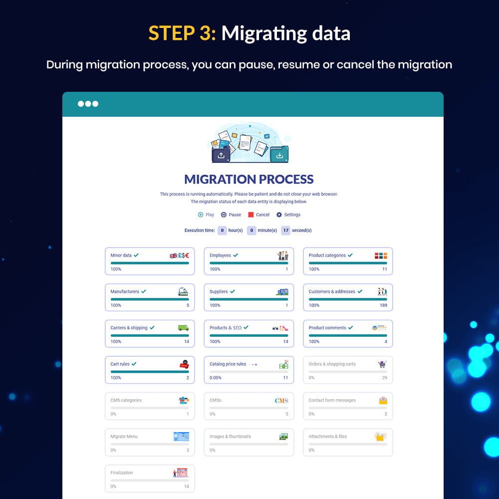 module - Migratie & Backup - MIGRATION 4.0 – Better Upgrade and Migrate Tool - 12