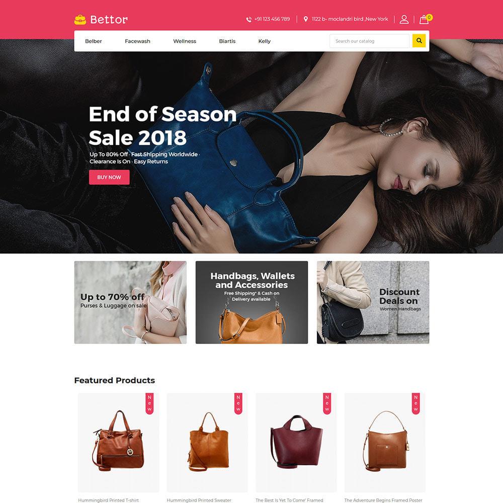 theme - Mode & Chaussures - Betttor Bag - Magasin de sacs de voyage en cuir - 3