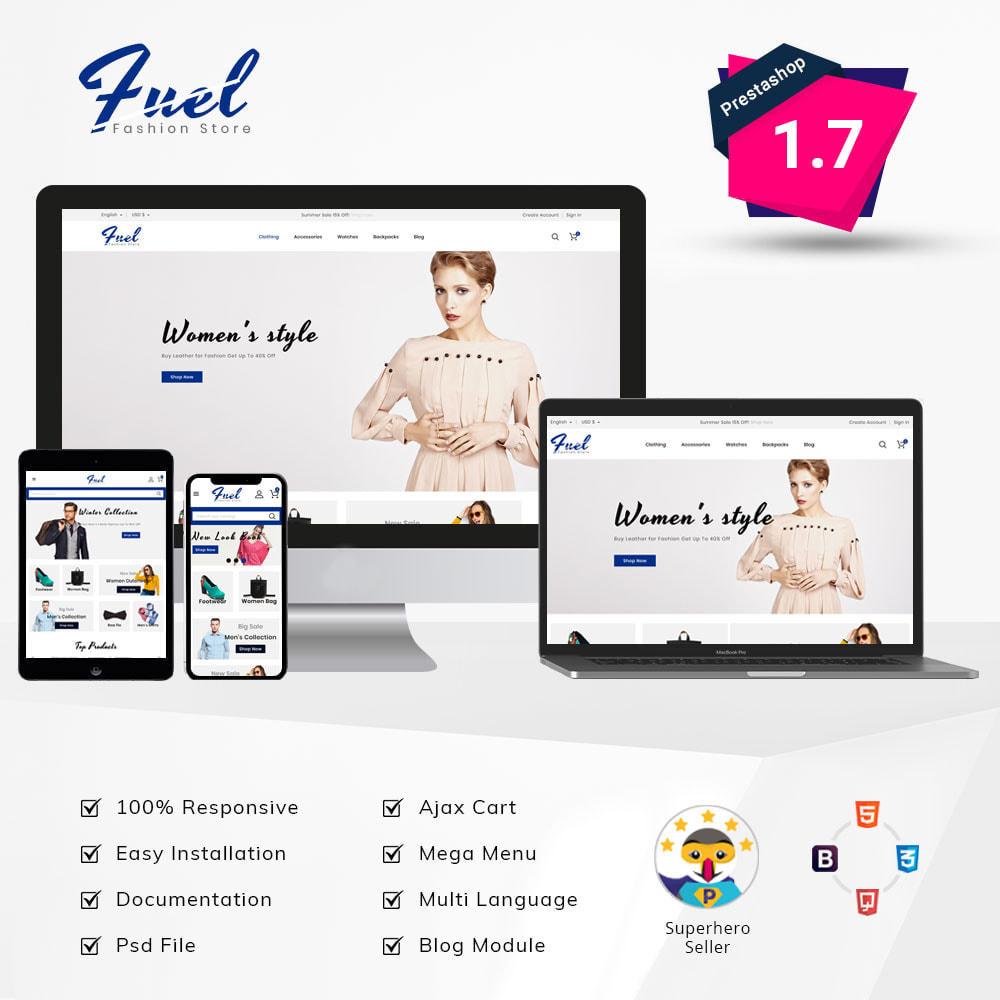 theme - Mode & Schuhe - Fuel - Fashion Shop - 2