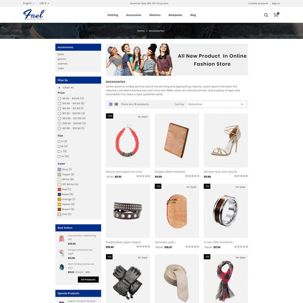 theme - Mode & Schuhe - Fuel - Fashion Shop - 3