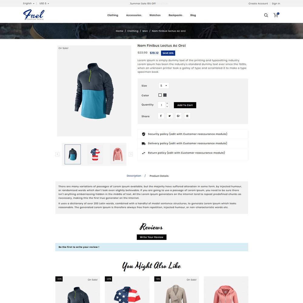 theme - Mode & Schuhe - Fuel - Fashion Shop - 4