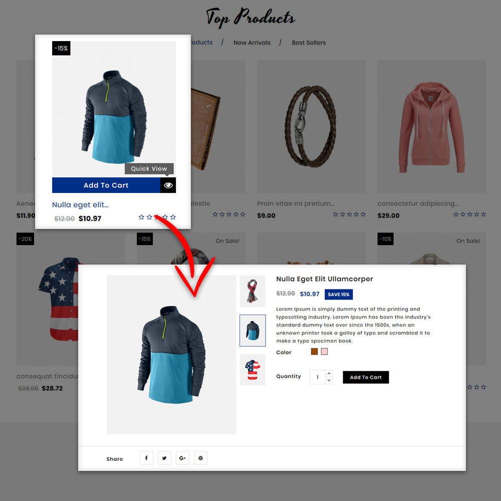 theme - Mode & Schuhe - Fuel - Fashion Shop - 9
