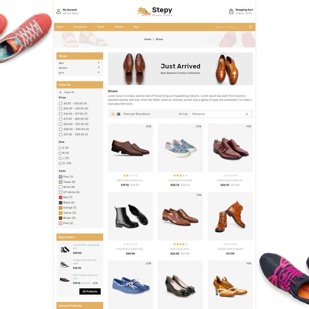 theme - Moda & Obuwie - Stepy - Shoes Store - 3