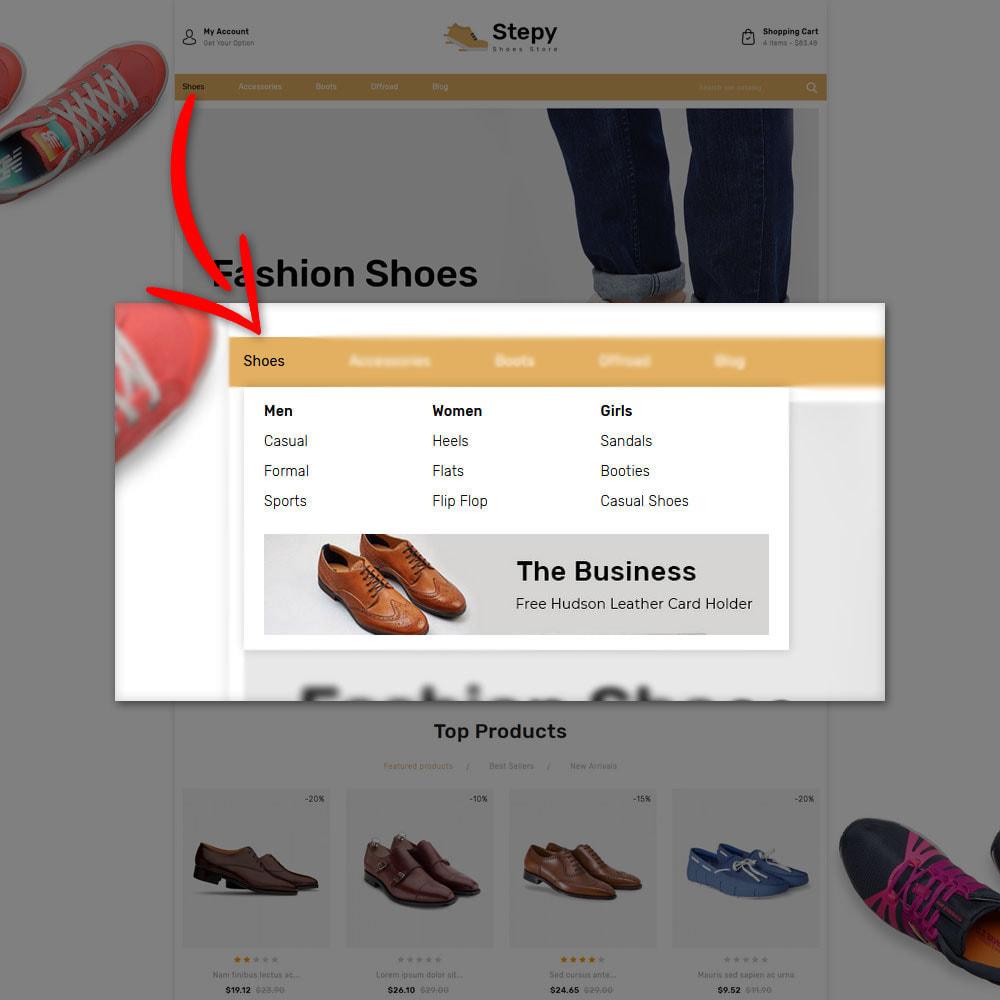 theme - Moda & Obuwie - Stepy - Shoes Store - 7