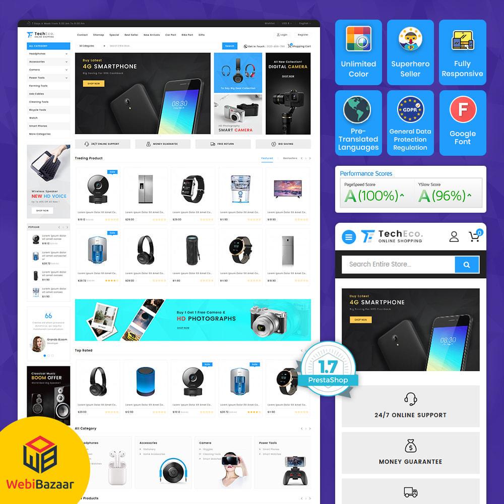theme - Electrónica e High Tech - TechEco  - The Online Shopping - 10