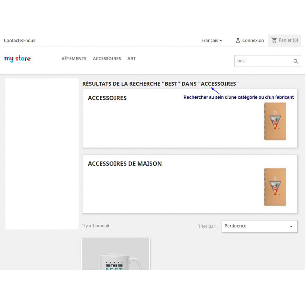module - Recherche & Filtres - JoliSearch : recherche visuelle avancée - 12