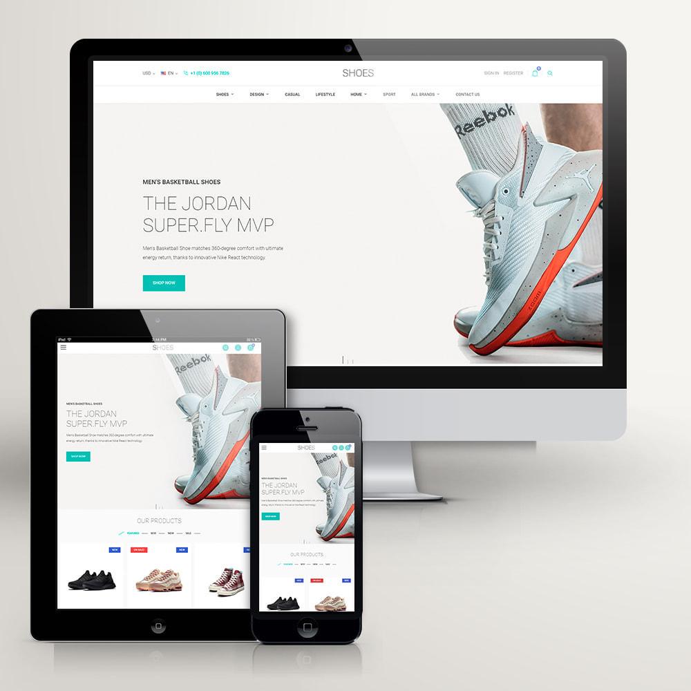 theme - Мода и обувь - World Footwear - Магазин Обуви - 3