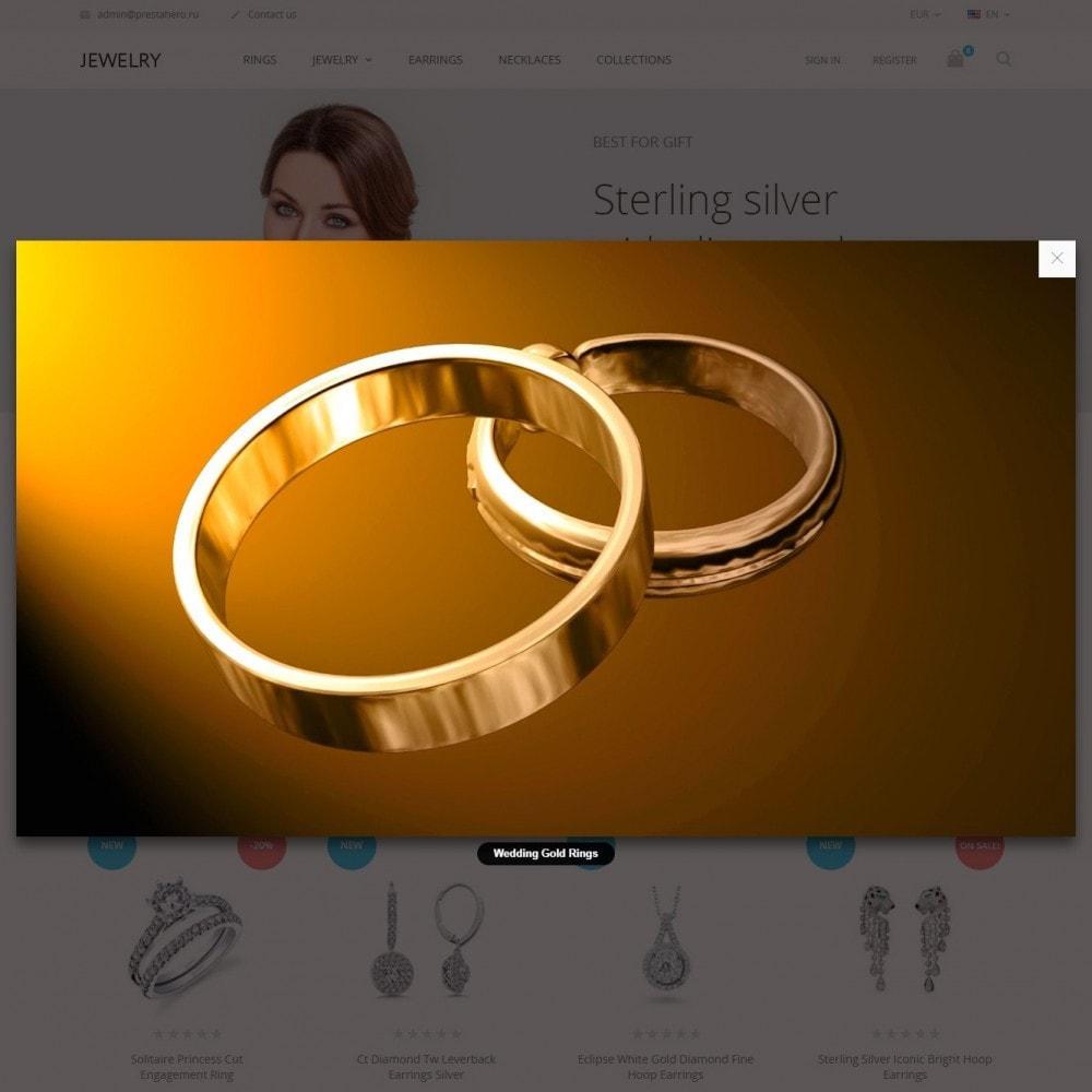 theme - Biżuteria & Akcesoria - Jewelry - Sklep z Biżuterią Online - 4