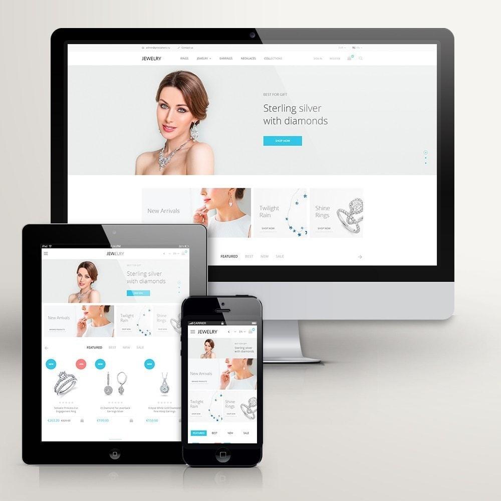 theme - Joalheria & Acessórios - Jewelry - Joalheria Online - 3