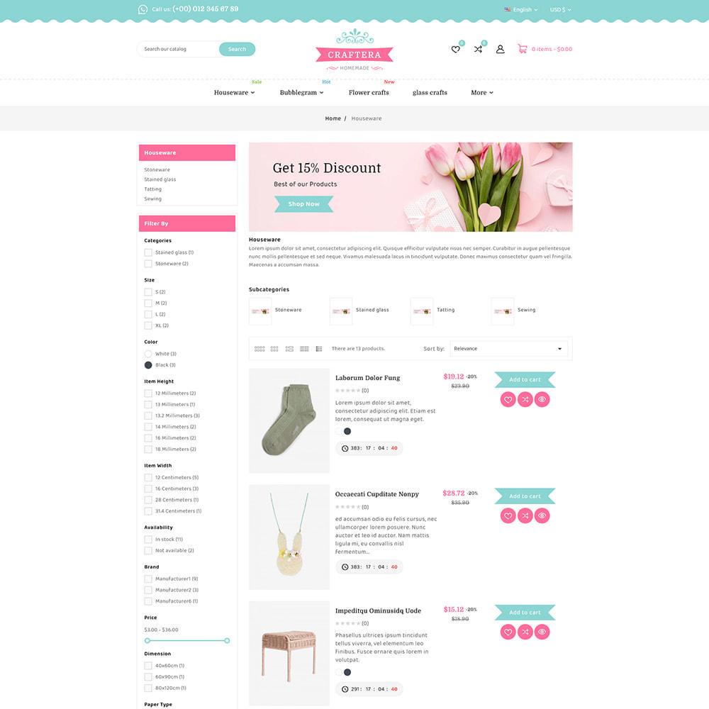theme - Regalos, Flores y Celebraciones - Carftera - Gifts Flowers Celebrations Store - 8