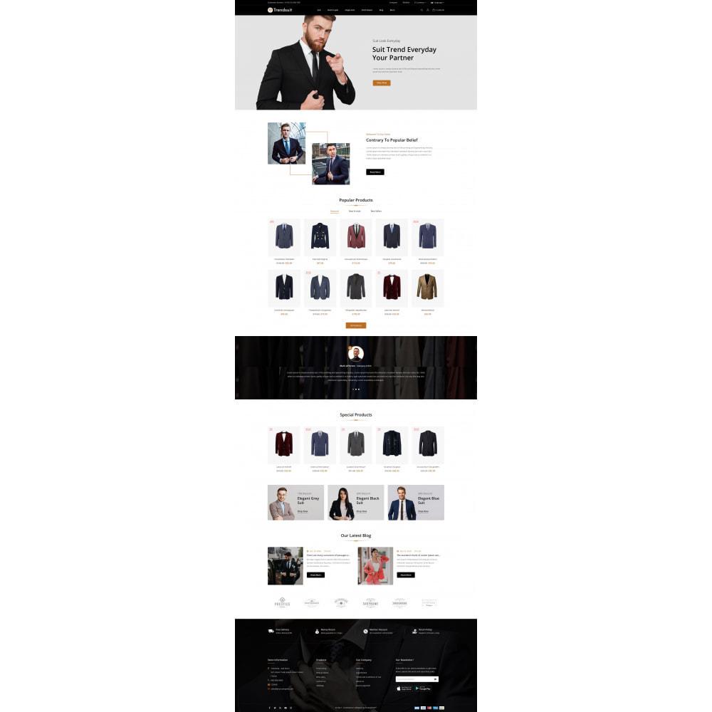 theme - Fashion & Shoes - Trendsuit - Suits & Blazers Store - 2