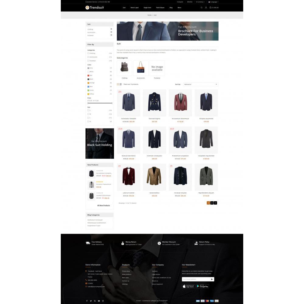 theme - Fashion & Shoes - Trendsuit - Suits & Blazers Store - 3