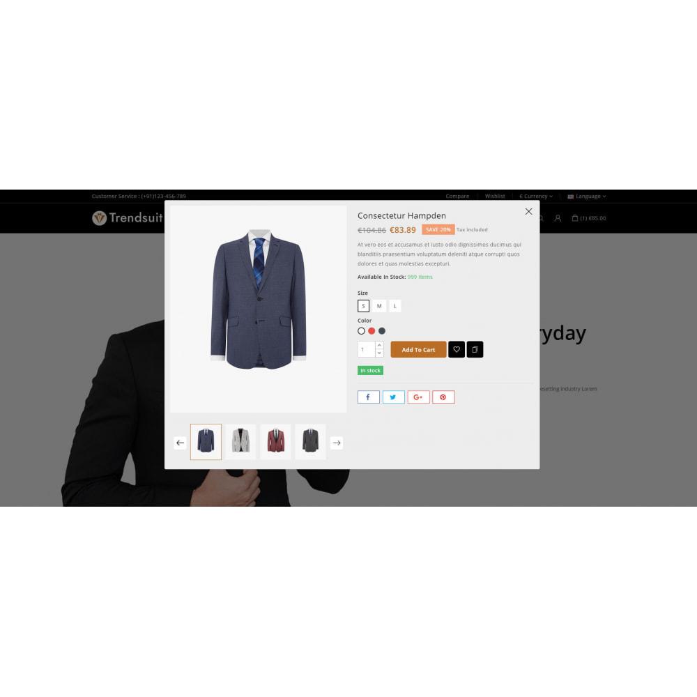 theme - Fashion & Shoes - Trendsuit - Suits & Blazers Store - 8