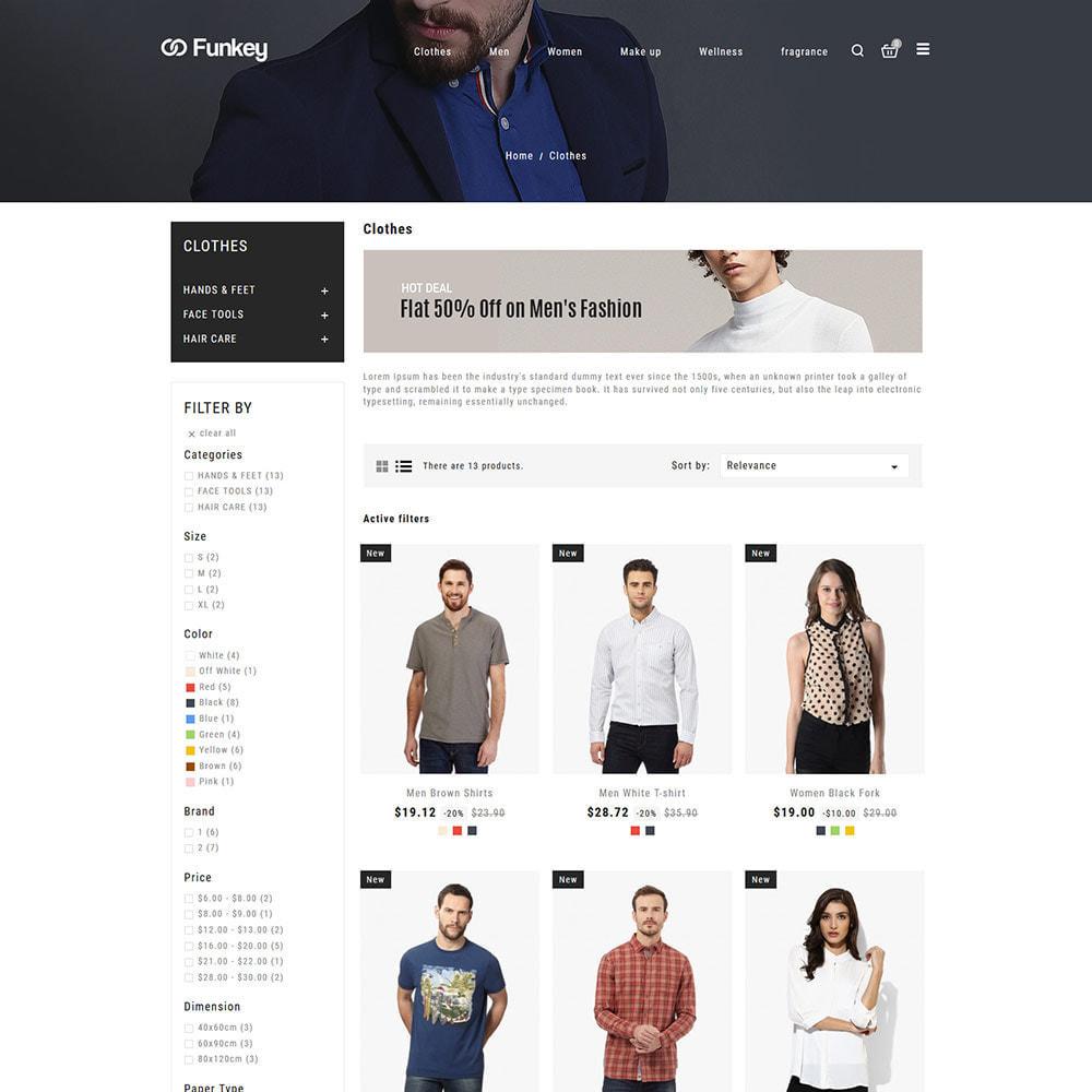 theme - Moda y Calzado - Ropa de moda - Tienda de diseñadores para mujeres - 4
