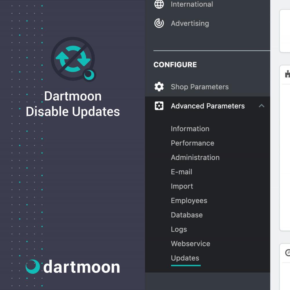 module - Fast & Mass Update - Dartmoon Disable Updates - 1