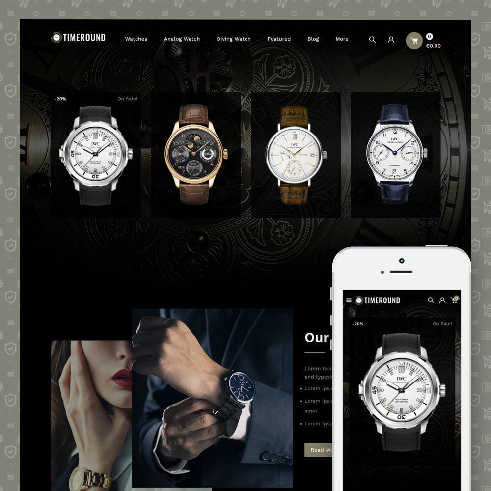 theme - Jewelry & Accessories - TimeRound - Watch Store - 1