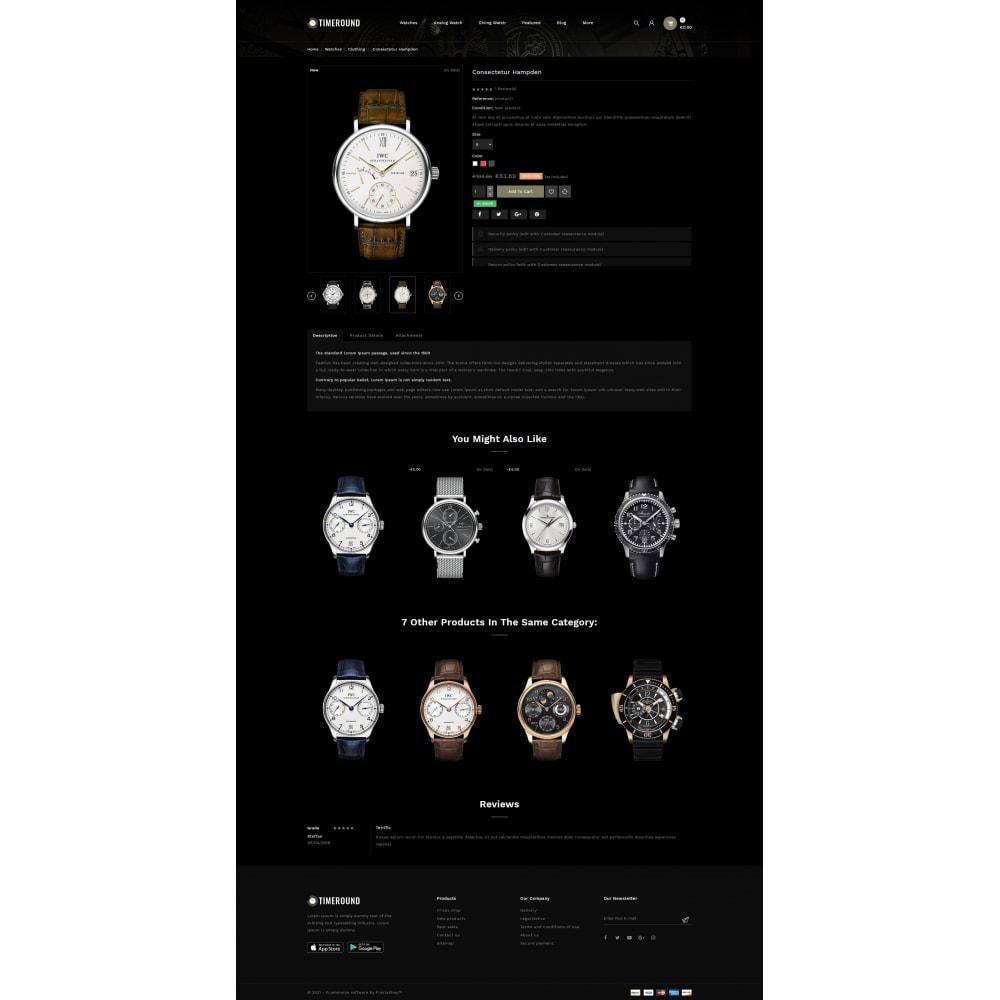 theme - Jewelry & Accessories - TimeRound - Watch Store - 5