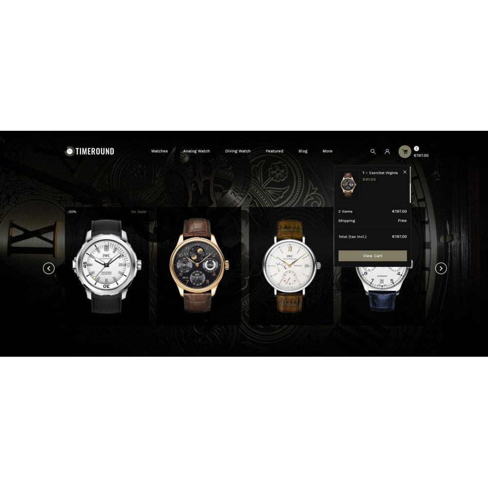 theme - Jewelry & Accessories - TimeRound - Watch Store - 8