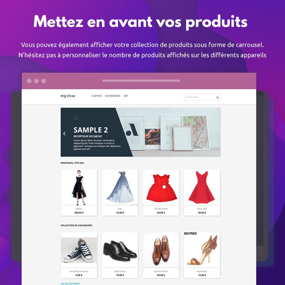 module - Visuels des produits - Collections de Produits - 3