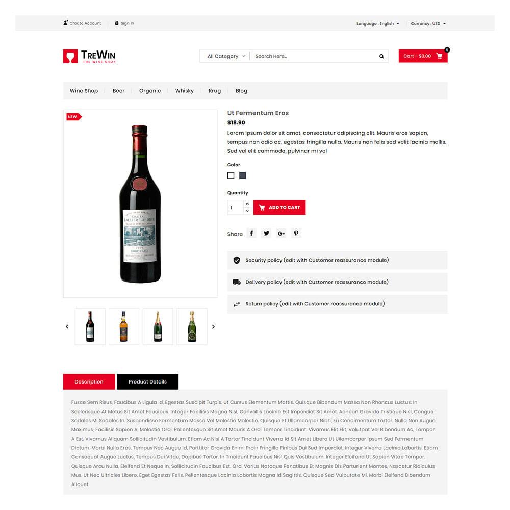 theme - Bebidas & Tabaco - Trewin Drinks and  Wine Store - 5