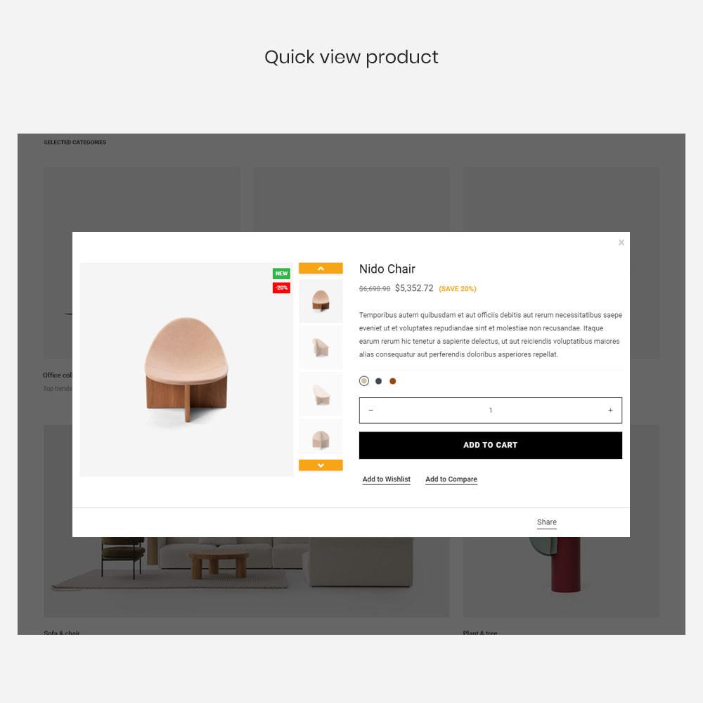 theme - Home & Garden - Korde - Furniture & Interior Home Decor - 7