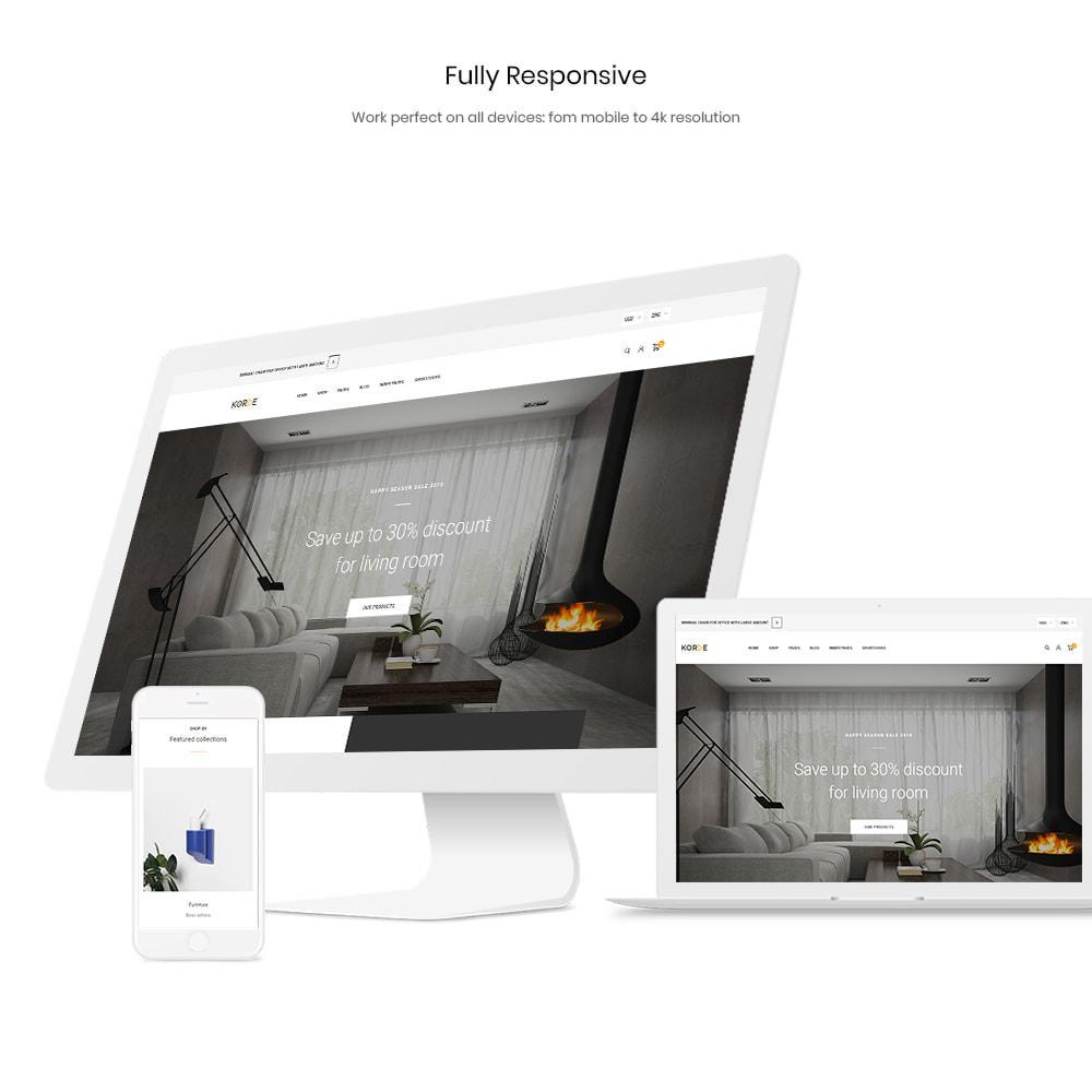 theme - Home & Garden - Korde - Furniture & Interior Home Decor - 9