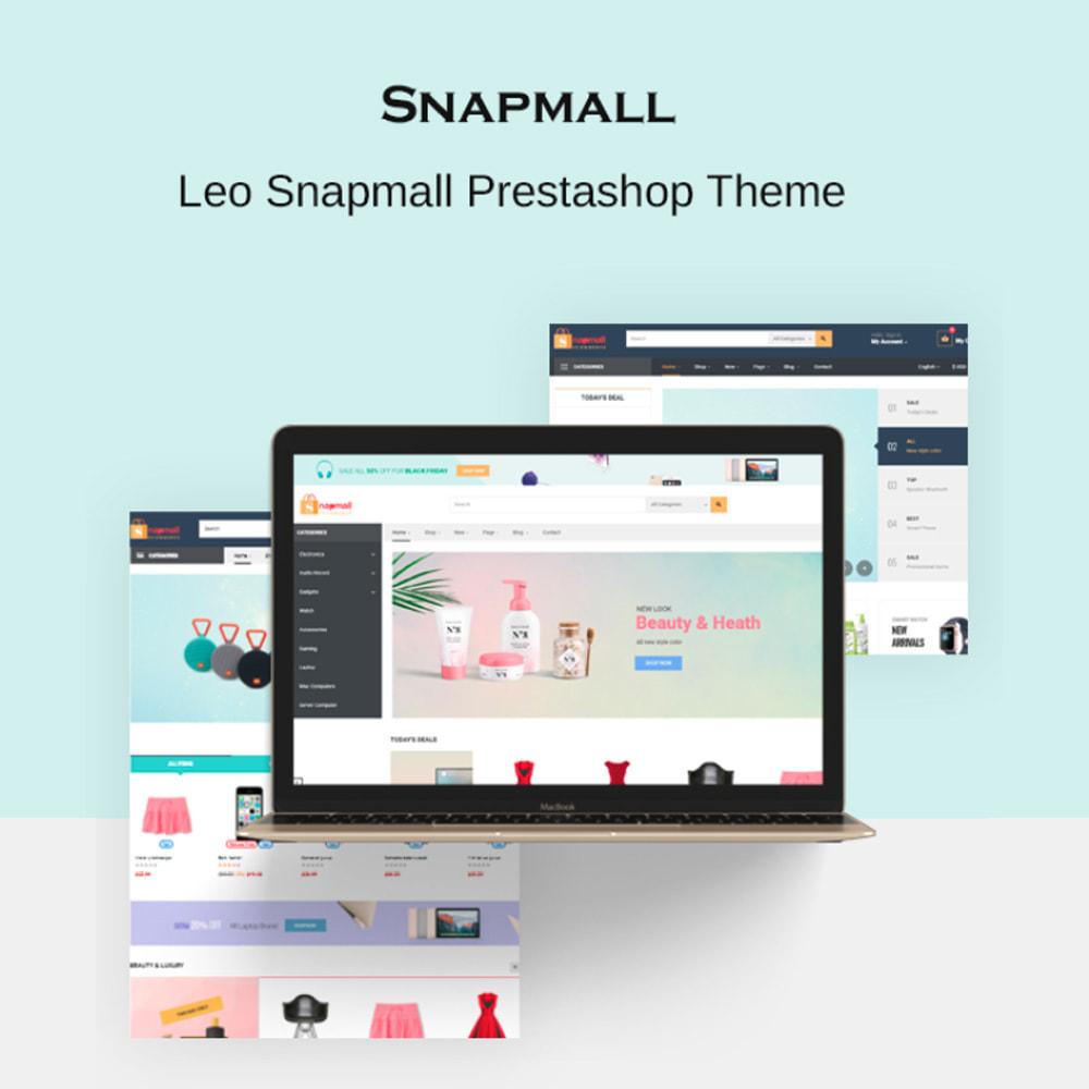 theme - Fashion & Shoes - Ap Snapmall - 1