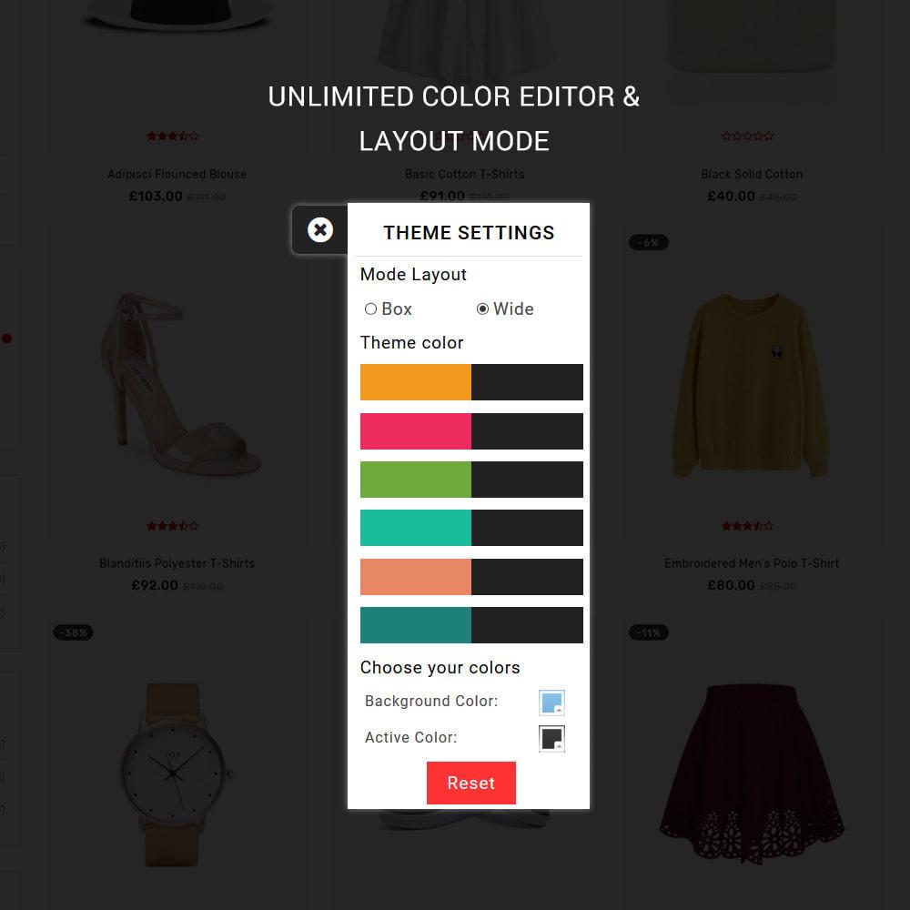 theme - Fashion & Shoes - Zellax - Trendy Online Fashion - 7