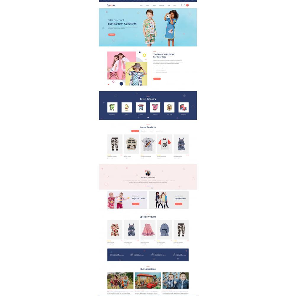 theme - Kinderen & Speelgoed - Squeeze - Kids Cloth Store - 2