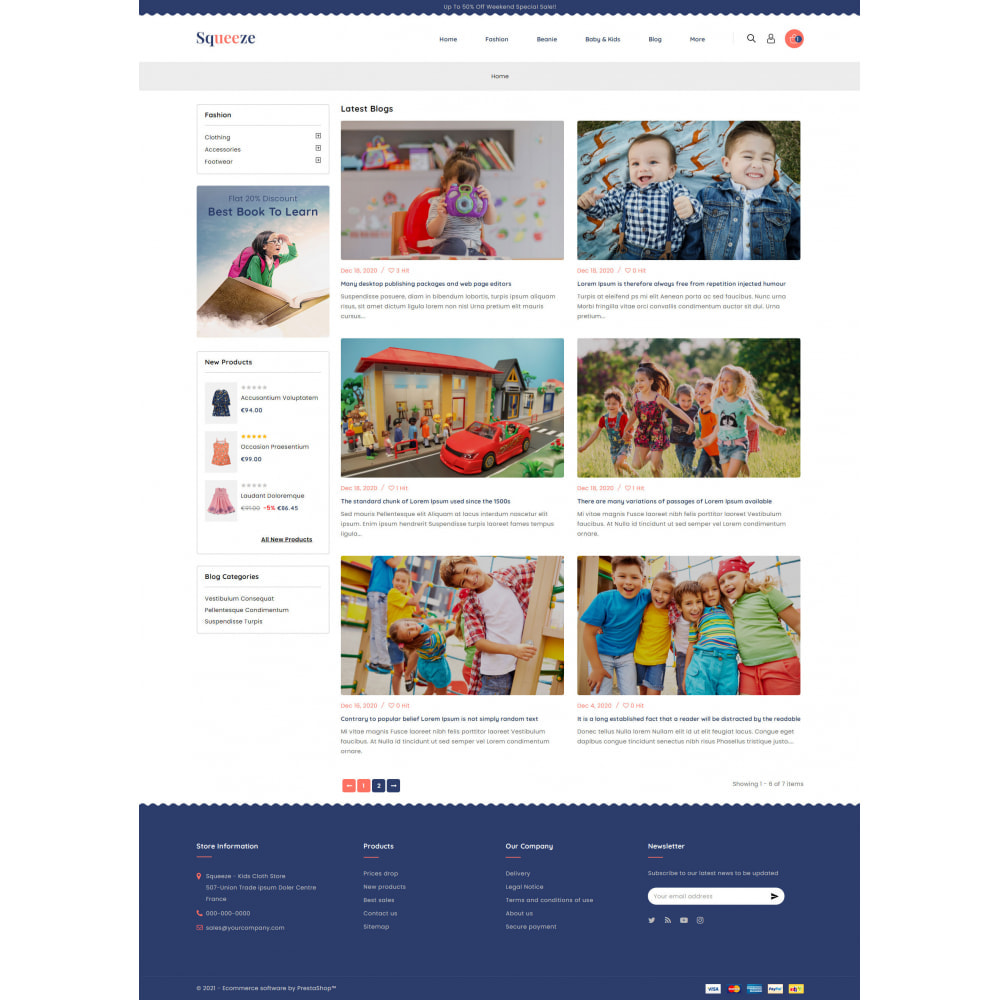 theme - Kinderen & Speelgoed - Squeeze - Kids Cloth Store - 9
