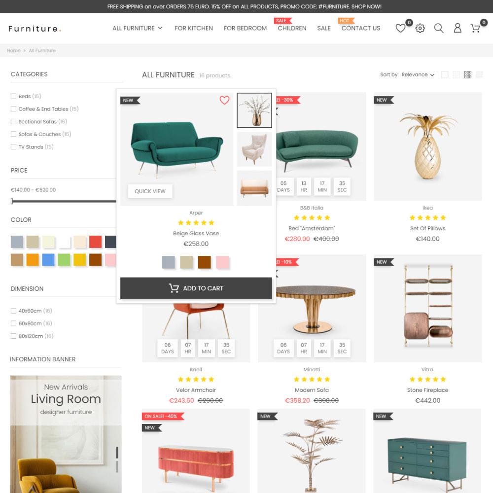 theme - Casa & Jardins - Furniture & Interior - Home & Garden, Decor, Kitchen - 5