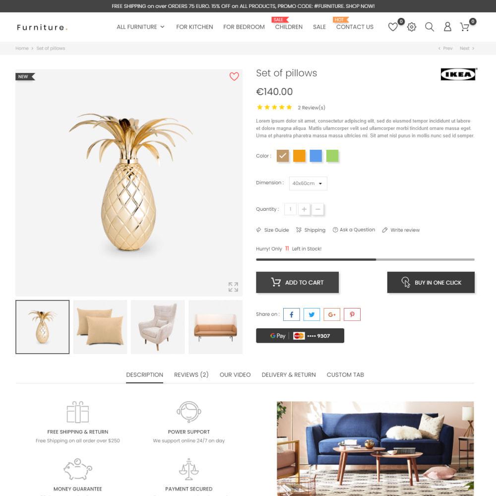 theme - Casa & Jardins - Furniture & Interior - Home & Garden, Decor, Kitchen - 6