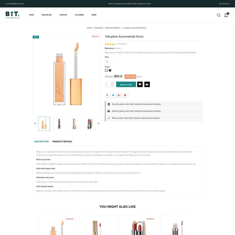 theme - Health & Beauty - Bitcosmetic - Cosmetic Store - 5