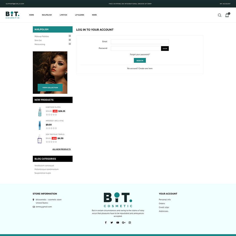 theme - Health & Beauty - Bitcosmetic - Cosmetic Store - 9