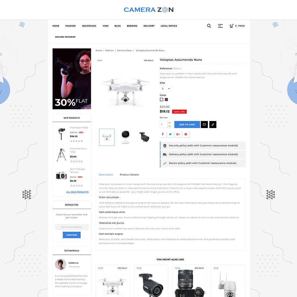 theme - Electronics & Computers - Camerazon - Camera Store - 5
