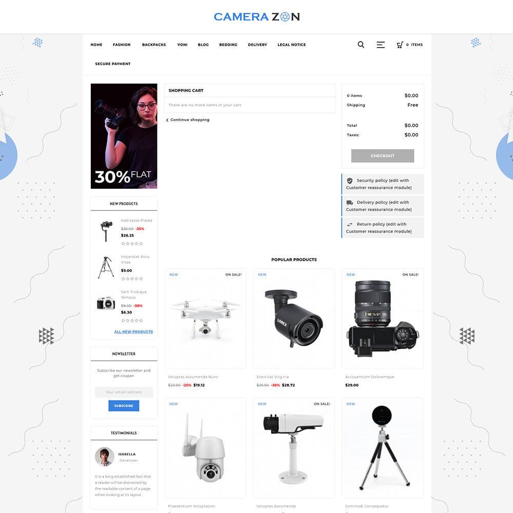 theme - Electronics & Computers - Camerazon - Camera Store - 9