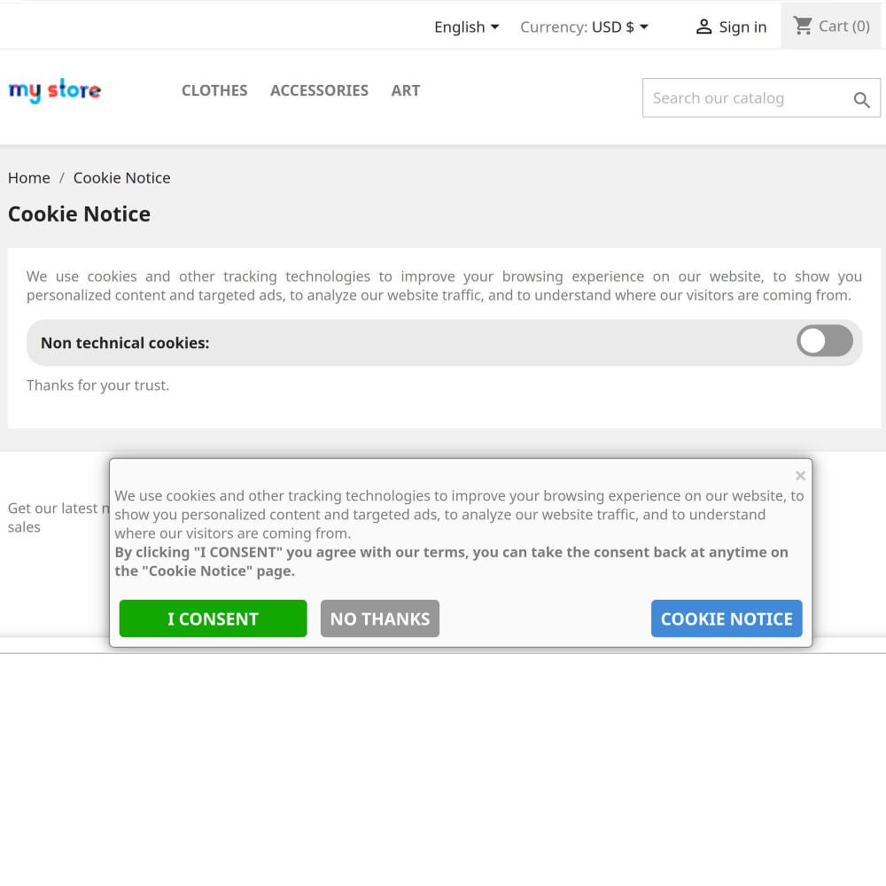 module - Produits sur Facebook & réseaux sociaux - Social Network Pixel (with Conversions API & GDPR) - 3