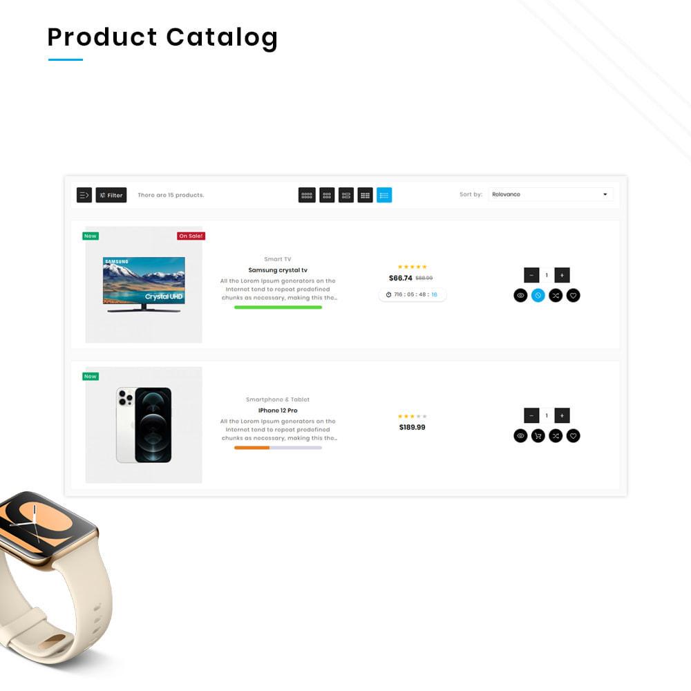 theme - Elektronika & High Tech - Electros High–Tech Gadgets–Electronics Mega Store - 12
