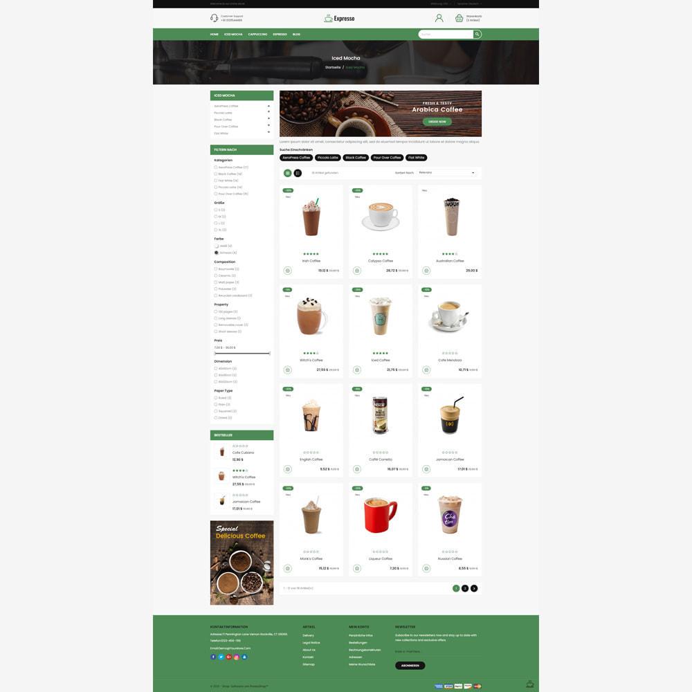theme - Lebensmittel & Restaurants - Expresso Coffee Store - 3