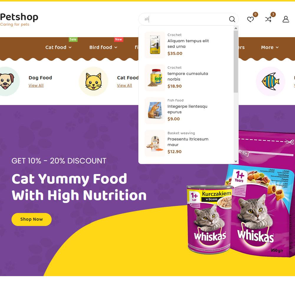 theme - Dieren - Petstore - Animals & Pets Care Store - 13
