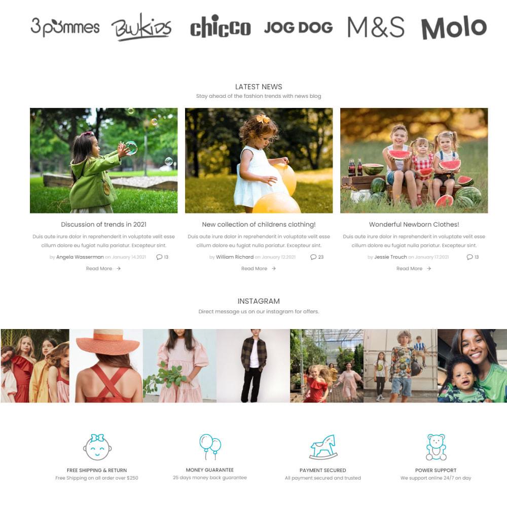 theme - Enfants & Jouets - Kids & Toys - Clothes & Shoes, Fashion, Baby, Joy - 4